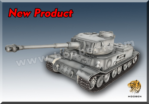 GERMANY VK 4501 TIGER PORSCHE HEAVY TANK kit C6604K